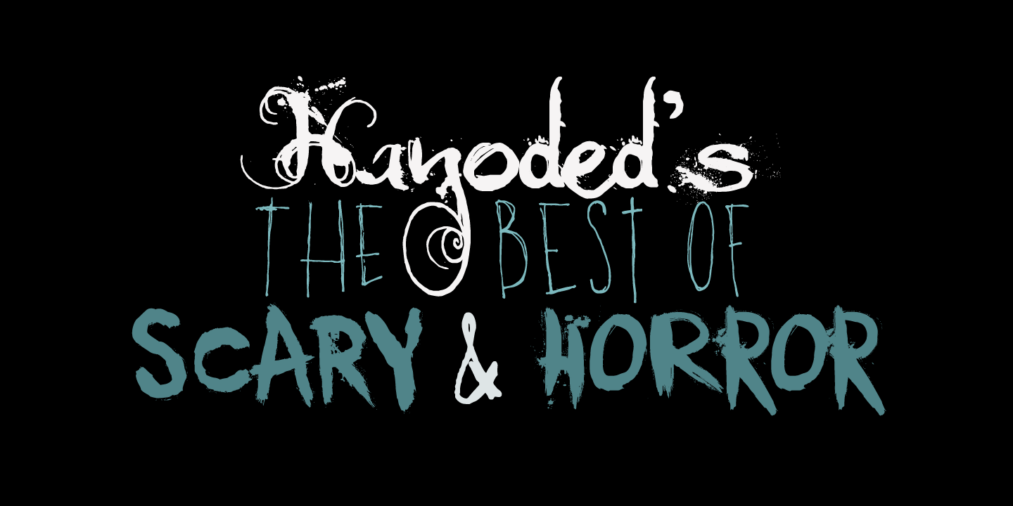 Best of Scary & Horror Bundle