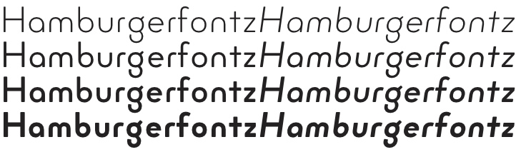 Minimo Family - 8 fonts