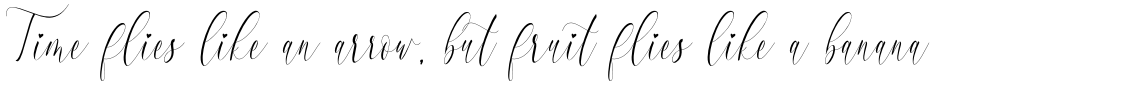 Charlotte Calligraphy Family
