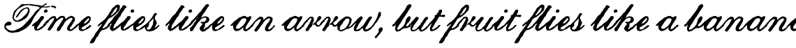 Archive Roundhand Script