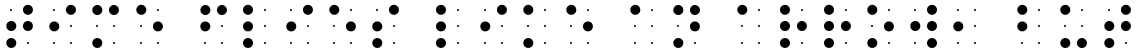 EF Braille Extended Grid