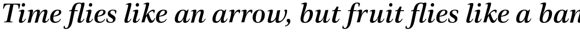 Civita Medium Italic