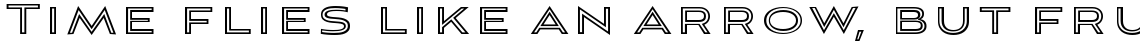 Aviano Sans Layers Outline Heavy