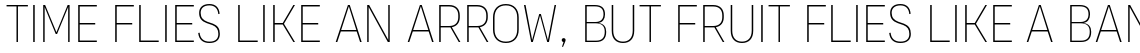 Organetto Condensed Thin