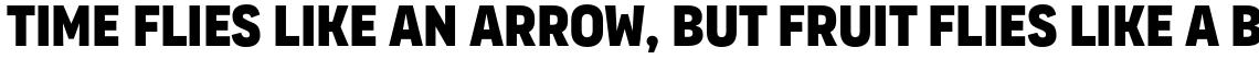 Organetto Condensed Ultra Bold
