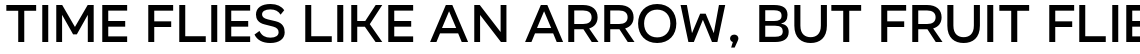 Organetto Regular
