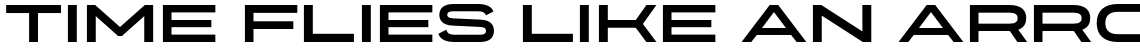 Organetto Semi Ext Bold