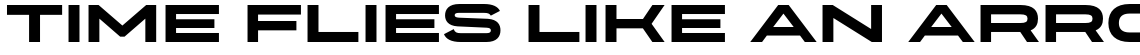 Organetto Semi Ext Ultrabold