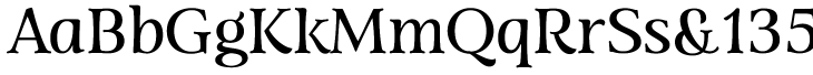 Lovingly Friends Serif Regular