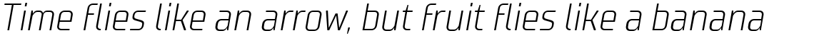 TT Supermolot Condensed Light Italic