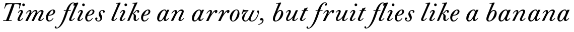 Bodoni Old Fashion URW Regular Italic