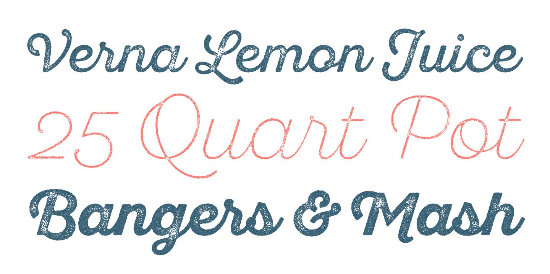Download Sant Elia Rough Script Pack Fonts