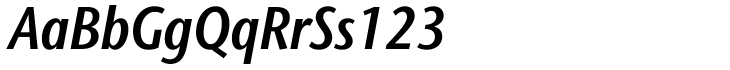 ITC Stone Sans II Condensed Volume Two