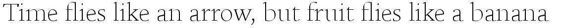 ITC Legacy Square Serif Pro Extra Light