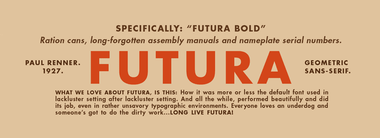 Futura Std Complete Family Pack Fonts