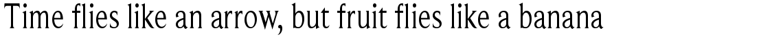 Beaufort Condensed Regular