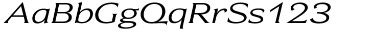 Beaufort Extended Italic