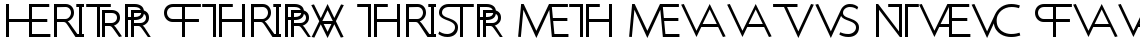 Germania Ligatures